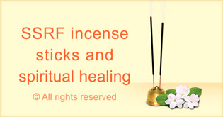 SSRF incense sticks and spiritual healing