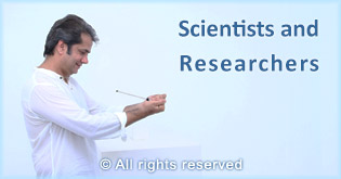 Scientists and Researchers