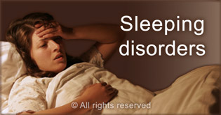 how to overcome sleeping disorders to sleep better