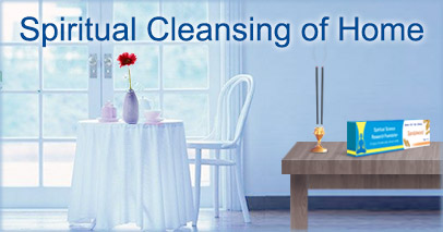 Spiritual cleansing of home for better sleep