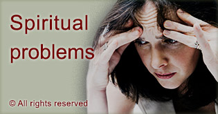 Spiritual problems are global issue