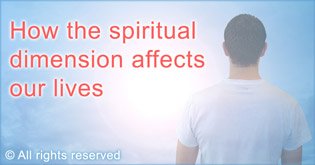 psychic ability helps us understanding how the spiritual dimension affects our lives