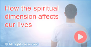 spiritual dimension and sixth sense