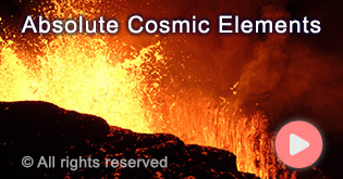 Absolute cosmic elements and sixth sense