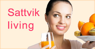 Sattvik living