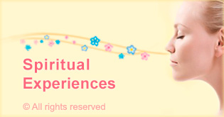 Spiritual experiences through psychic ability
