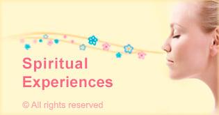 Sixth sense spiritual experiences