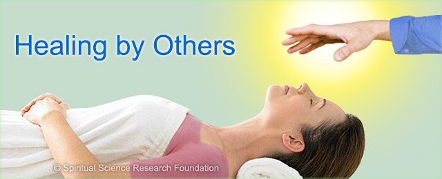 Healing by others