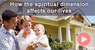 80% of the root causes of problems in life are spiritual in nature. Understand how the spiritual dimension affects our lives.