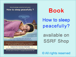 how to sleep peacefully