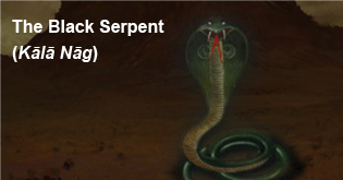type of ghost kala nag black serpent