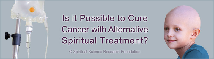 Is it possible to cure cancer with alternative treatment?