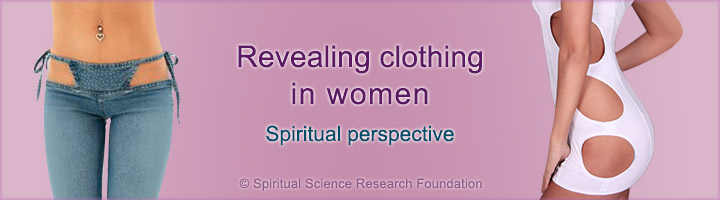 Revealing clothing in women