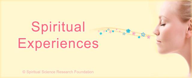 Spiritual Experience Landing