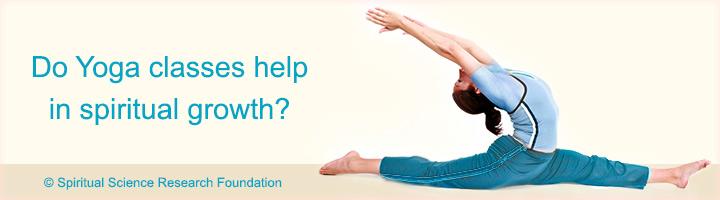 yoga landing