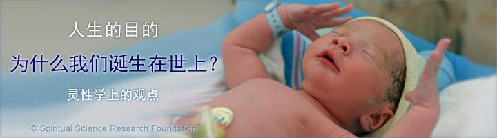 人生的目的,人生目标: 为什么我们诞生在人间?