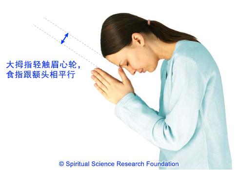 祷告的机制及正确步骤