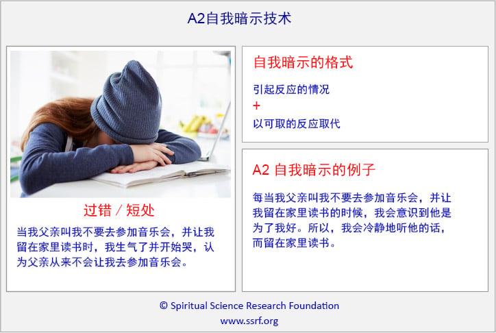 A2自我暗示技术